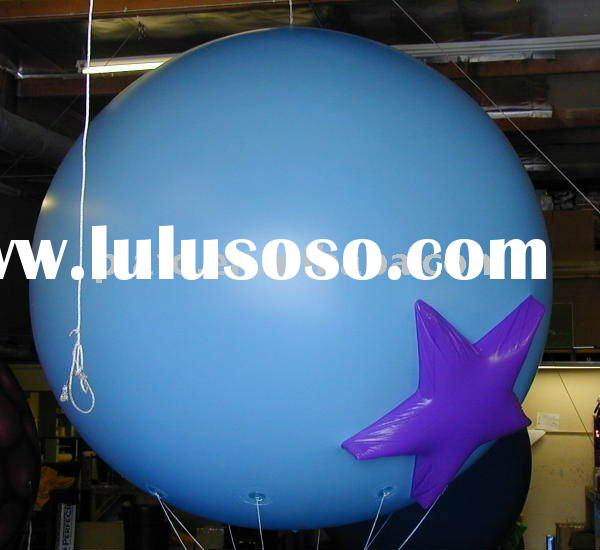 inflatable giant lighing balloon