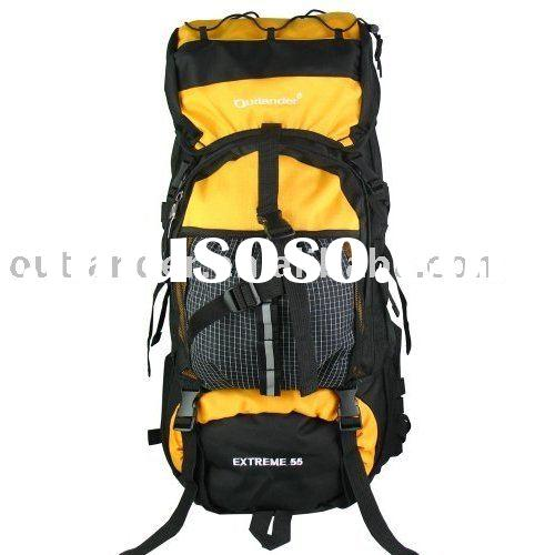 internal frame 55L hiking backpacks