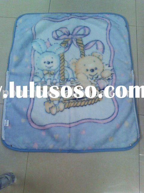 knitted Cashmere Baby Blanket/baby sleeping bag/carpet