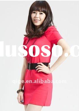 ladies office uniform pink color