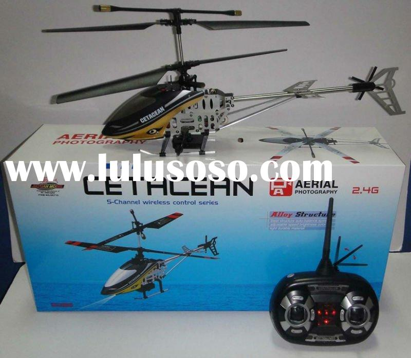 large alloy remote control helicopter