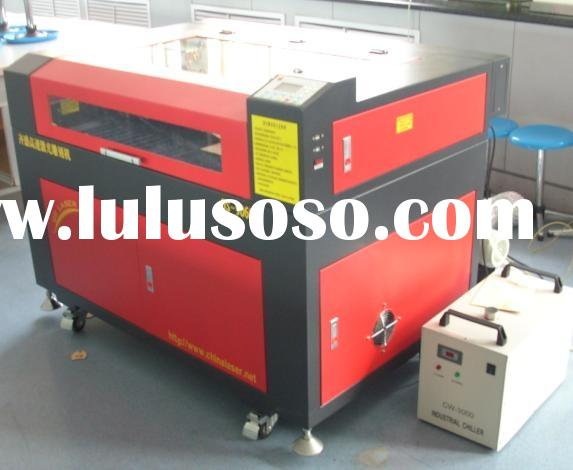laser engraving spay-paint metal machine