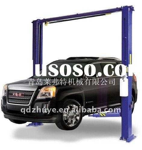 latest 4.2 tons 2 post hydraulic car lift