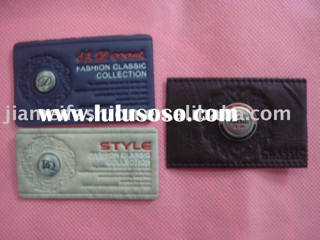 leather tag.leather patch.,jeans patch,garment patches,fashion patch,garment tag,embroidery patch