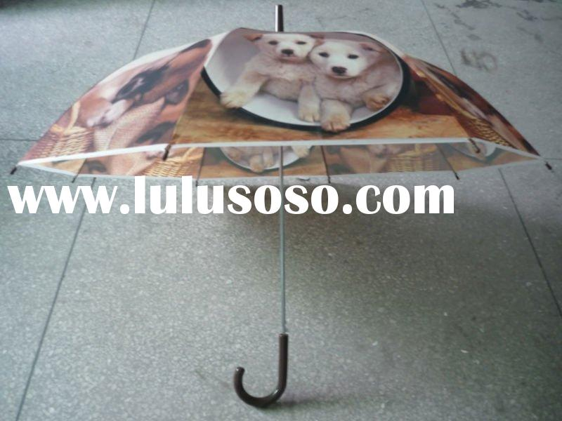 love unique rain umbrella