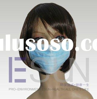 medical surgical disposable face mask