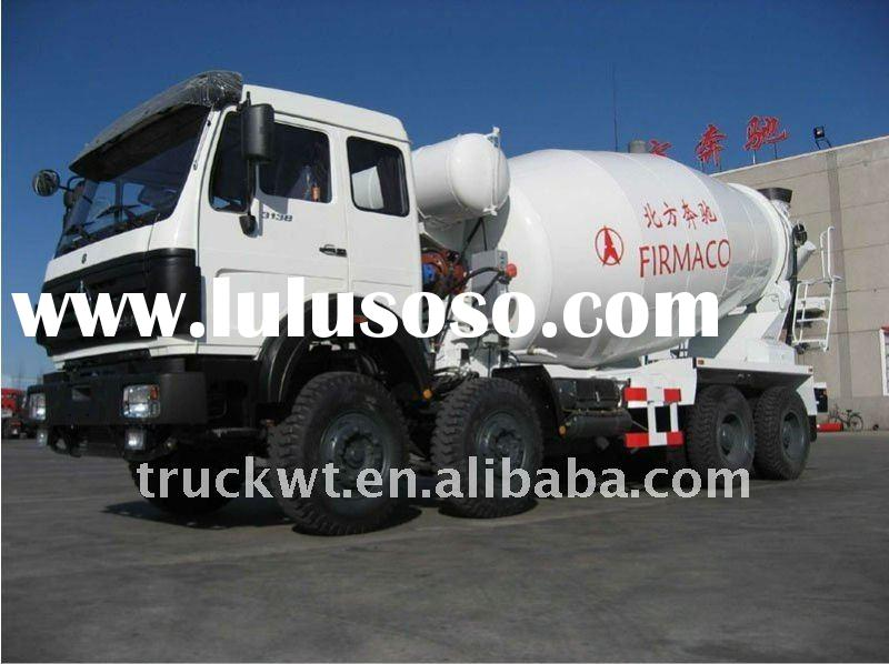 mercedes concrete truck mixer 6*4 for sale