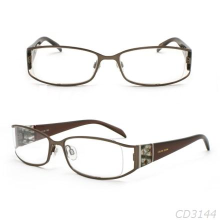 metal optical framebrand eyeglasses vogue glasses