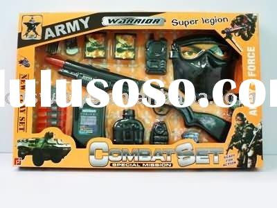 military play set toy