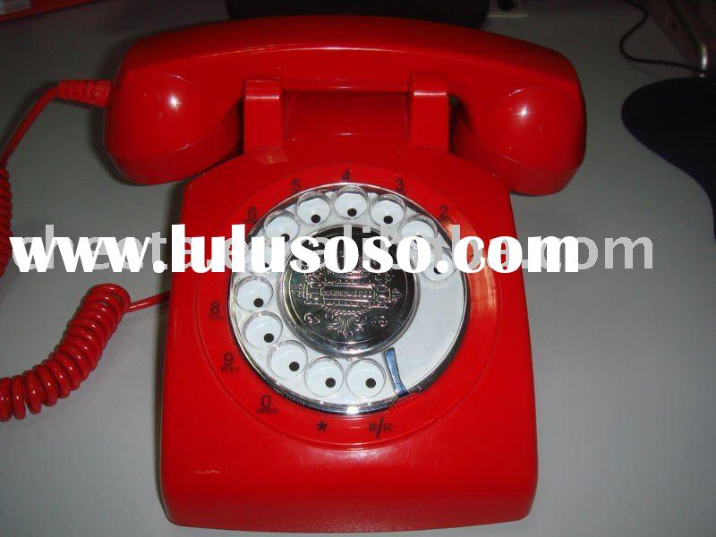novelty phones,rotary phones,old style phones