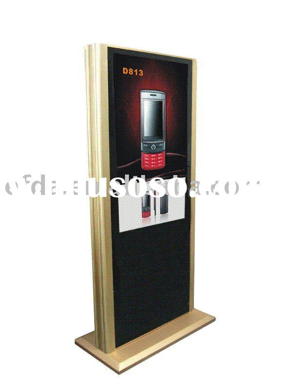 outdoor-stand LCD advertising displayer with 47 inch screen