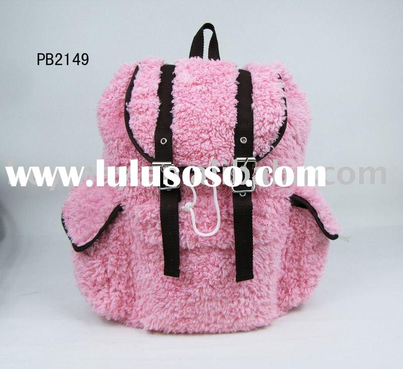pink backpacks for teenage girls