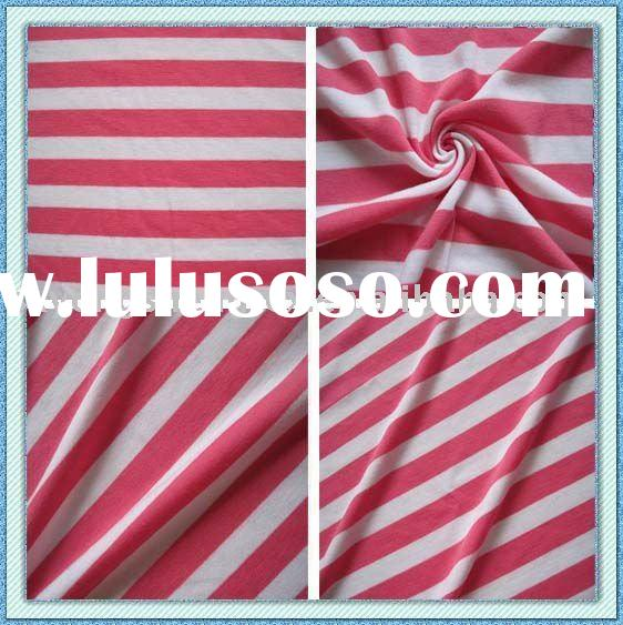 polyester rayon spandex fabric for women wear