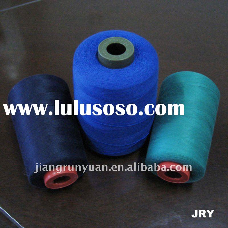 polyester sewing machine thread, kite flying thread,TFO twist