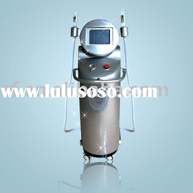 professional IPL equipment for hair removal e light machine