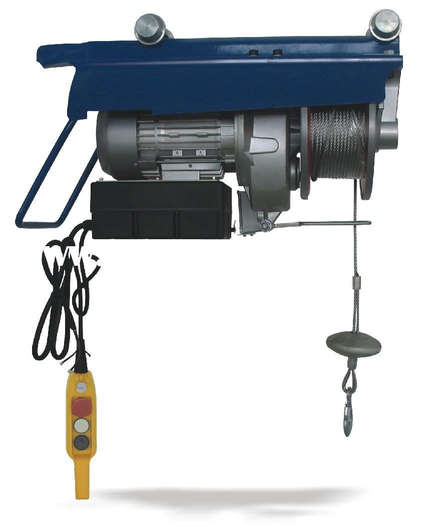 push electric hoists