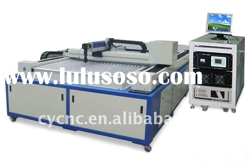 reasonable price metal laser cutting machine CY-500W-1325