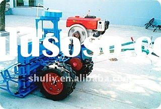 rice harvesting machines Hot sale