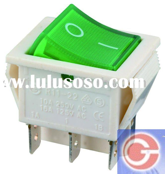 rocker switch T85