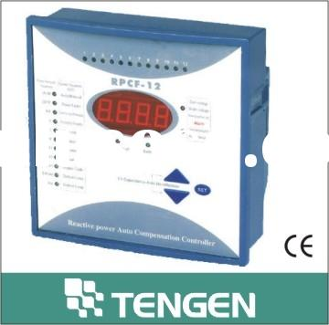 sixteen roads controlling Reactive Power Auto Compensation Controller