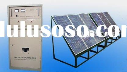 solar electrical energy generation