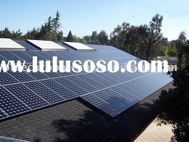 solar power systems for home