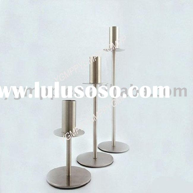 stainless steel candle holder;stainless candle holder;candle stick