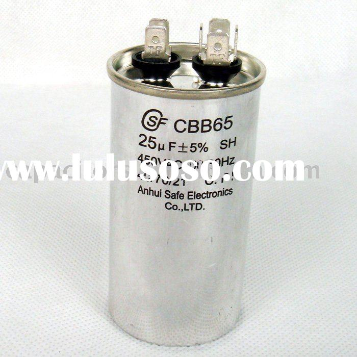 supply AC motor capacitor 25uf