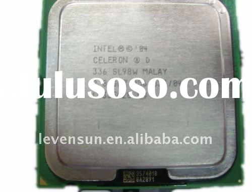 used INTEL CPU Processor desktop celeron cpu D336 2.8GHz 256KB