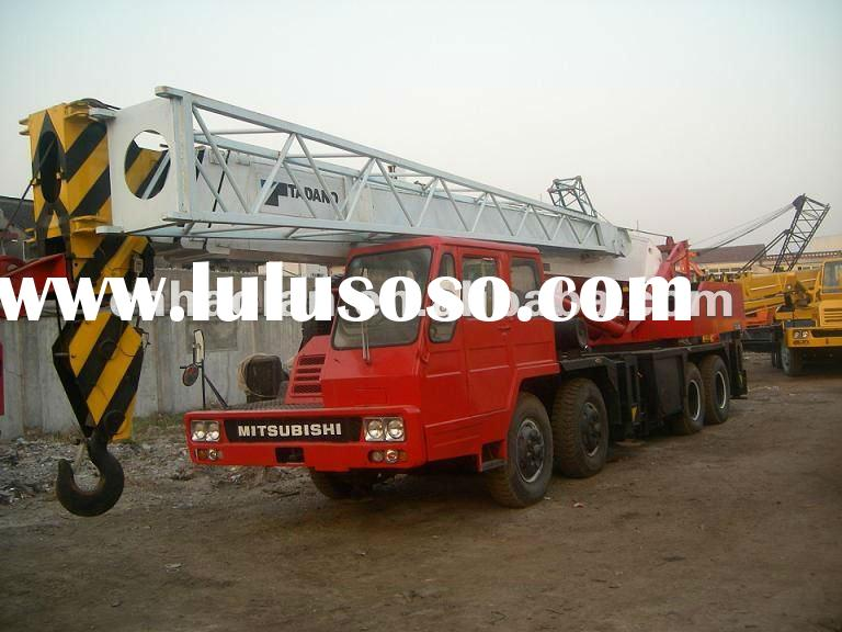 used tadano and kato crane 35ton for sale in Dubai