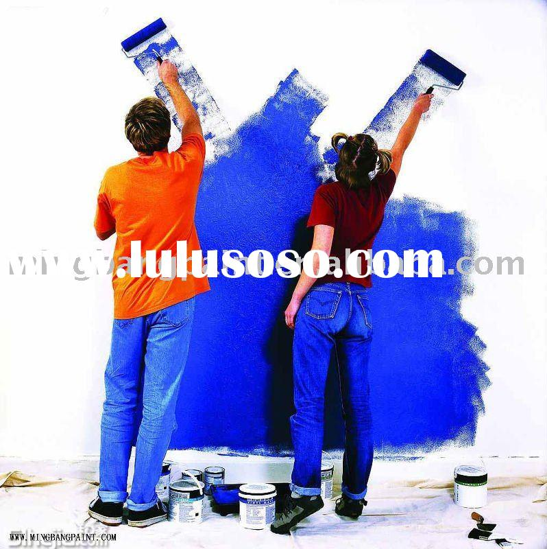 wall paint (Exterior Flexibility nap) -latex-emulsion paint
