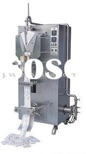 water automatic liquid filling machine / bag filling machine / juice filler / juice canning machine
