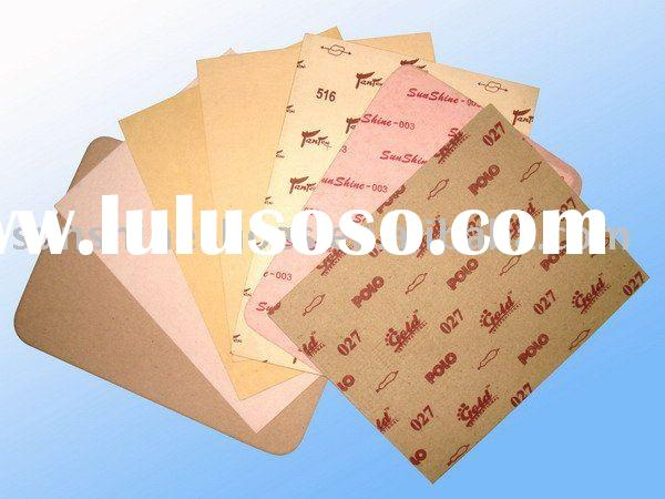 waterproof Insole Paper Board for shoes making
