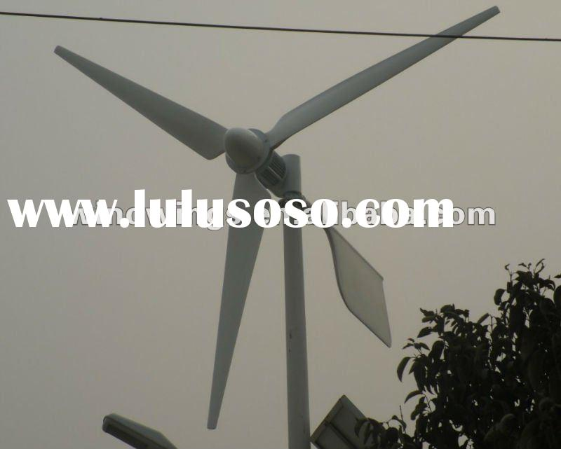 wind turbine for home use with CE/ISO certificate(FZY-2KW)