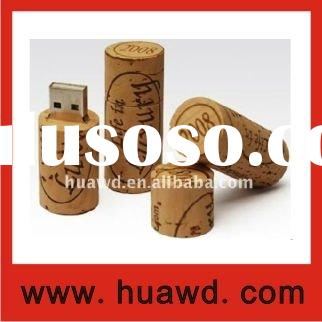 wine cork usb,wooden Promotional usb drives,promotion gift