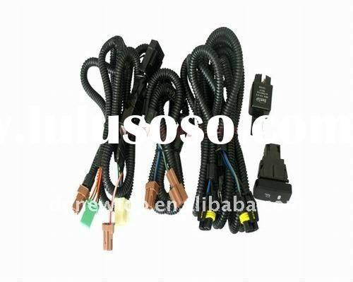 wiring harness for Honda civic fog lamp