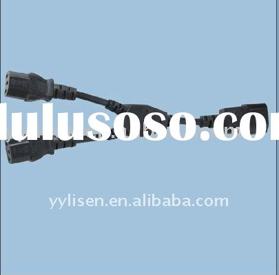y ac power cord with VDE