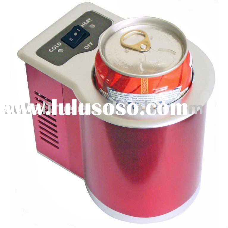 0.5L DC 12V mini car fridge