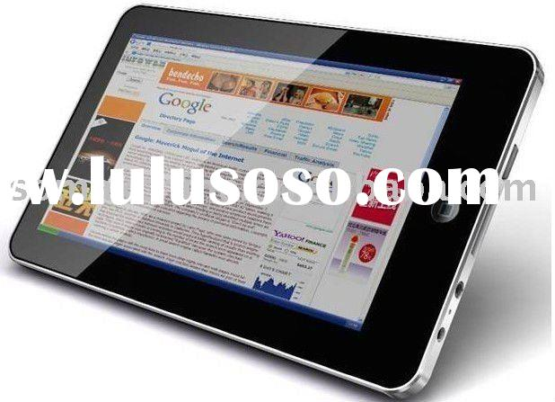 "10.2"" Android 2.2 Froyo GPS+WiFi+RJ45+Camera+HDMI 512MB RAM 8GB HD SuperPAD 2/FlyTouch 3 Tablet"