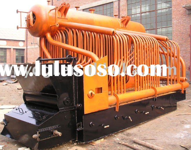 10ton wood fired boiler water tube boiler automatic