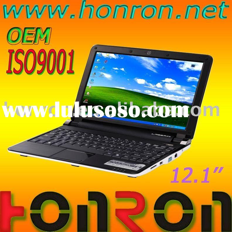 "12.1""inch OEM UMPC Mini laptop computer notebook netbook with 3G"
