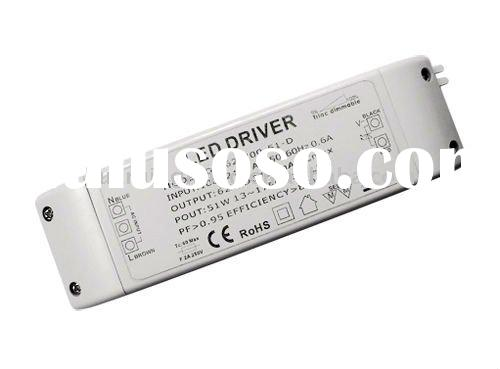12v triac dimmable led driver transformer