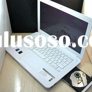"13.3"" 13"" DVD ROM 160G 250G 320G 1GB DDR Notebook Laptop White and Black"