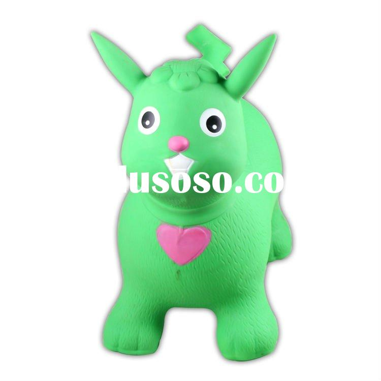 1700g building kids body inflatable jumping animal toy