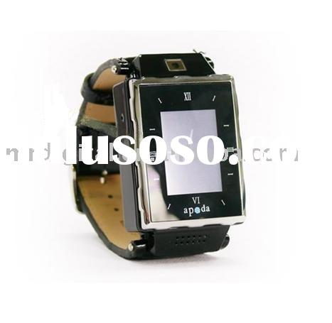 1.3-inch Watch Phone MD-EP2502 with Bluetooth Tri-band and multi-languages