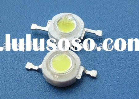 1w red 30-40lm high power led diode (without star circuit)