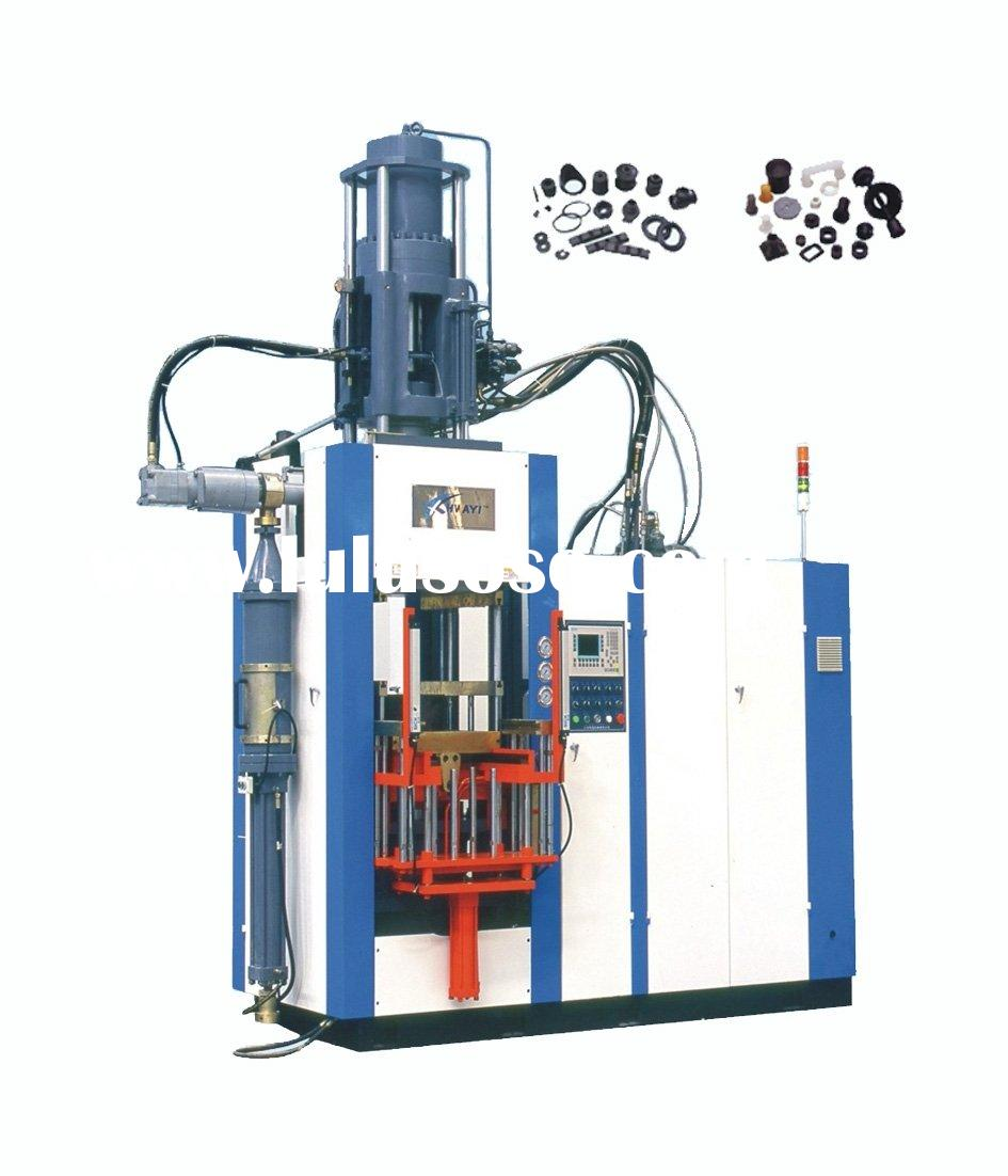 200ton E type vertical rubber injection molding machine