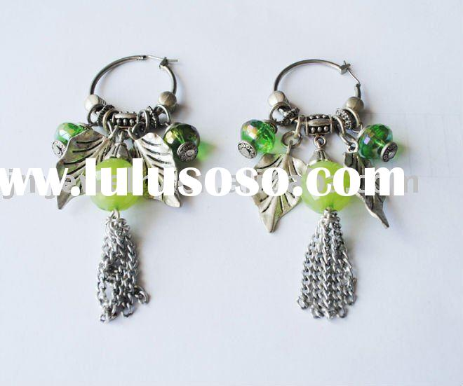 2011 Fashion Earring(J.M.E-002),Fashion design Earrings Jewelry
