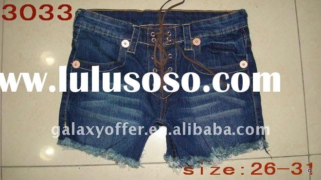 2011 HOT Brand jeans Brand Women Jeans lady short Jeans shorts pants trousers lady slim tighten leg