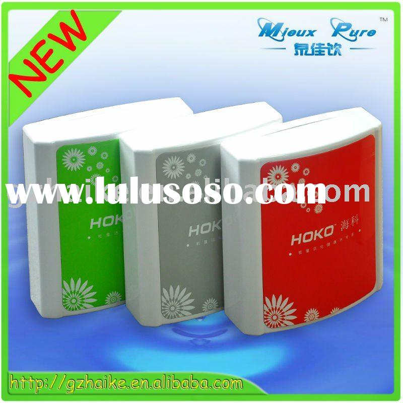 2011 HOT! water softener plant